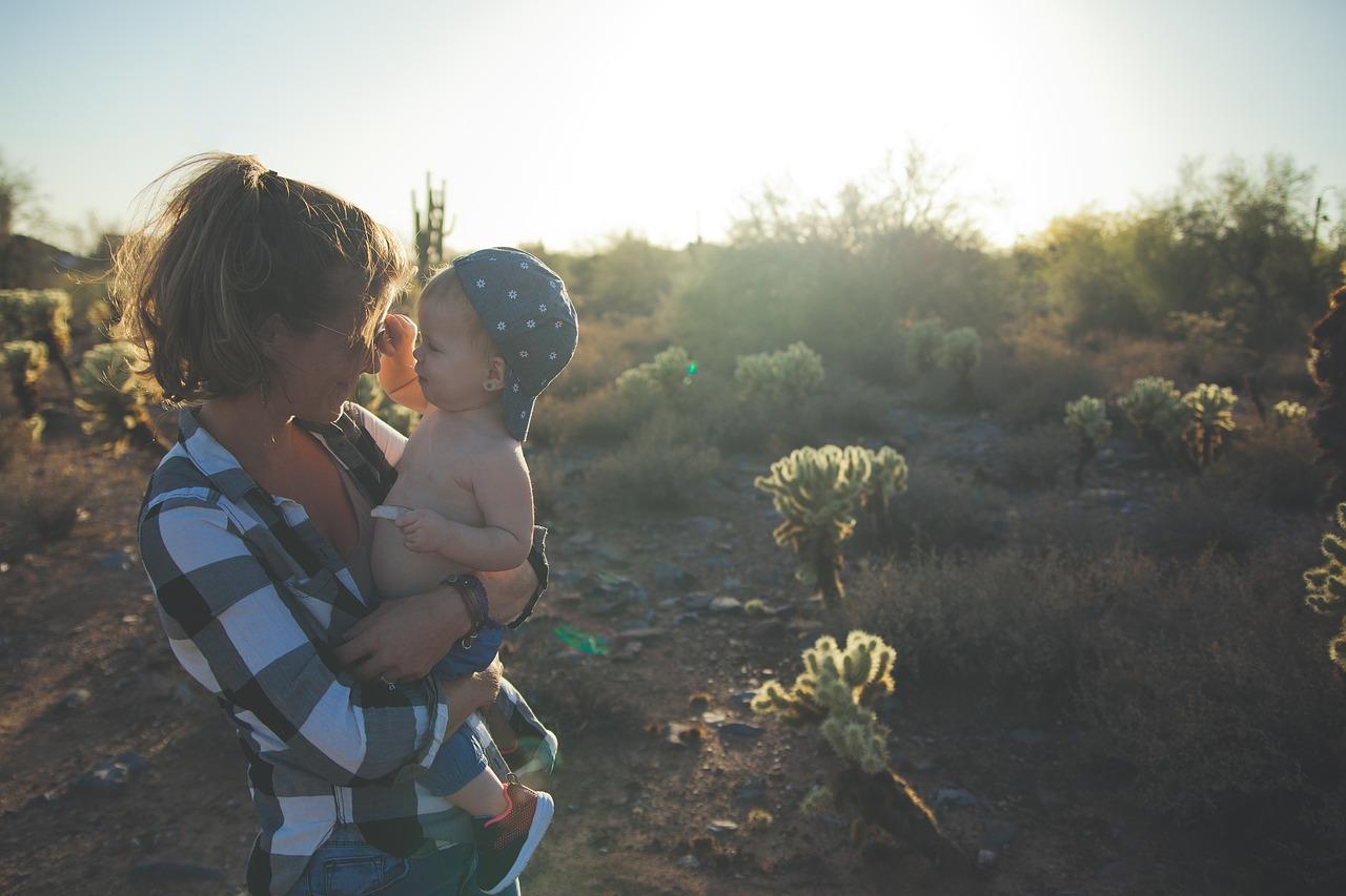 Las madres podemos cambiar el mundo